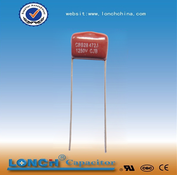 Small capacitor